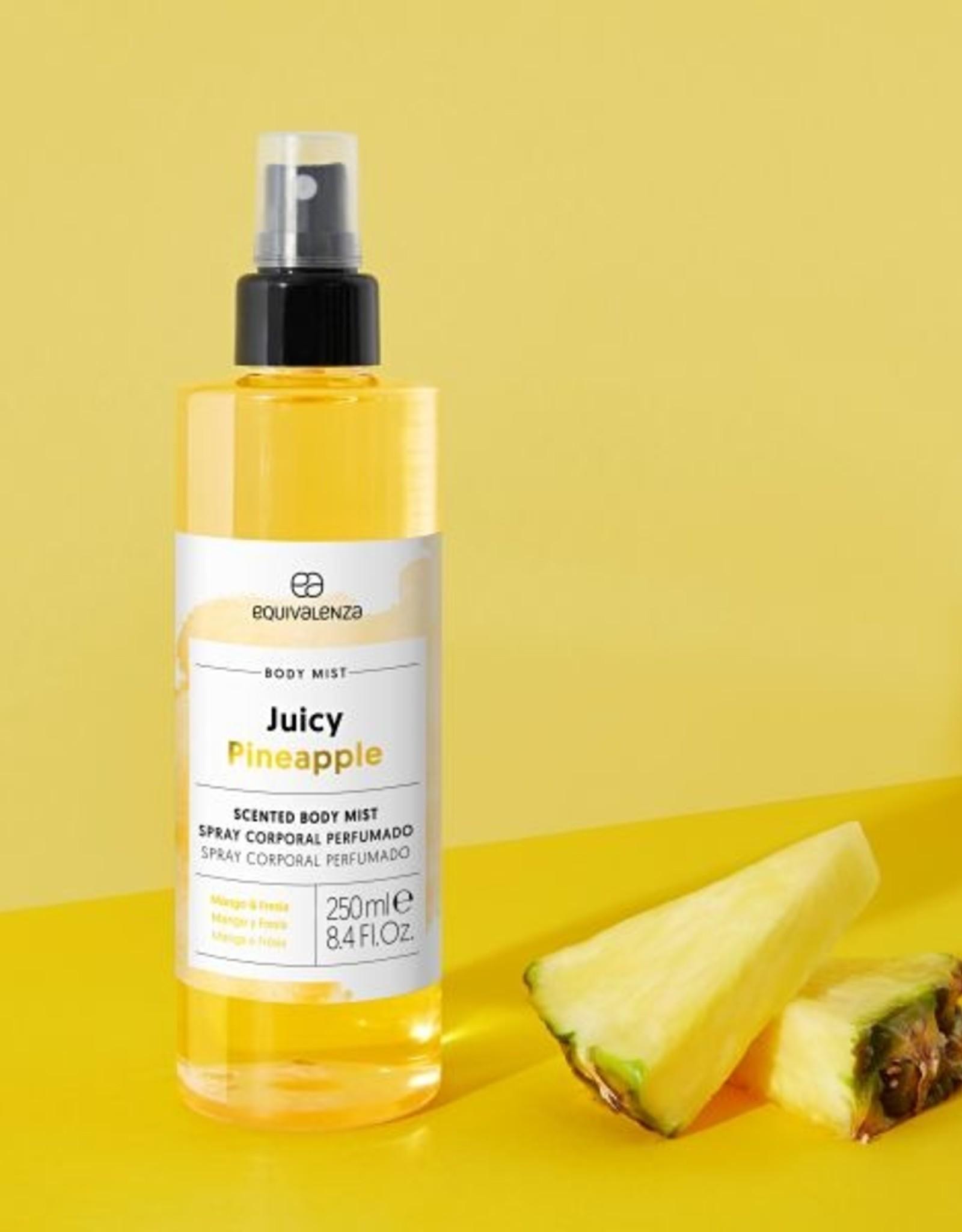 Equivalenza Juicy Pineapple Body Mist