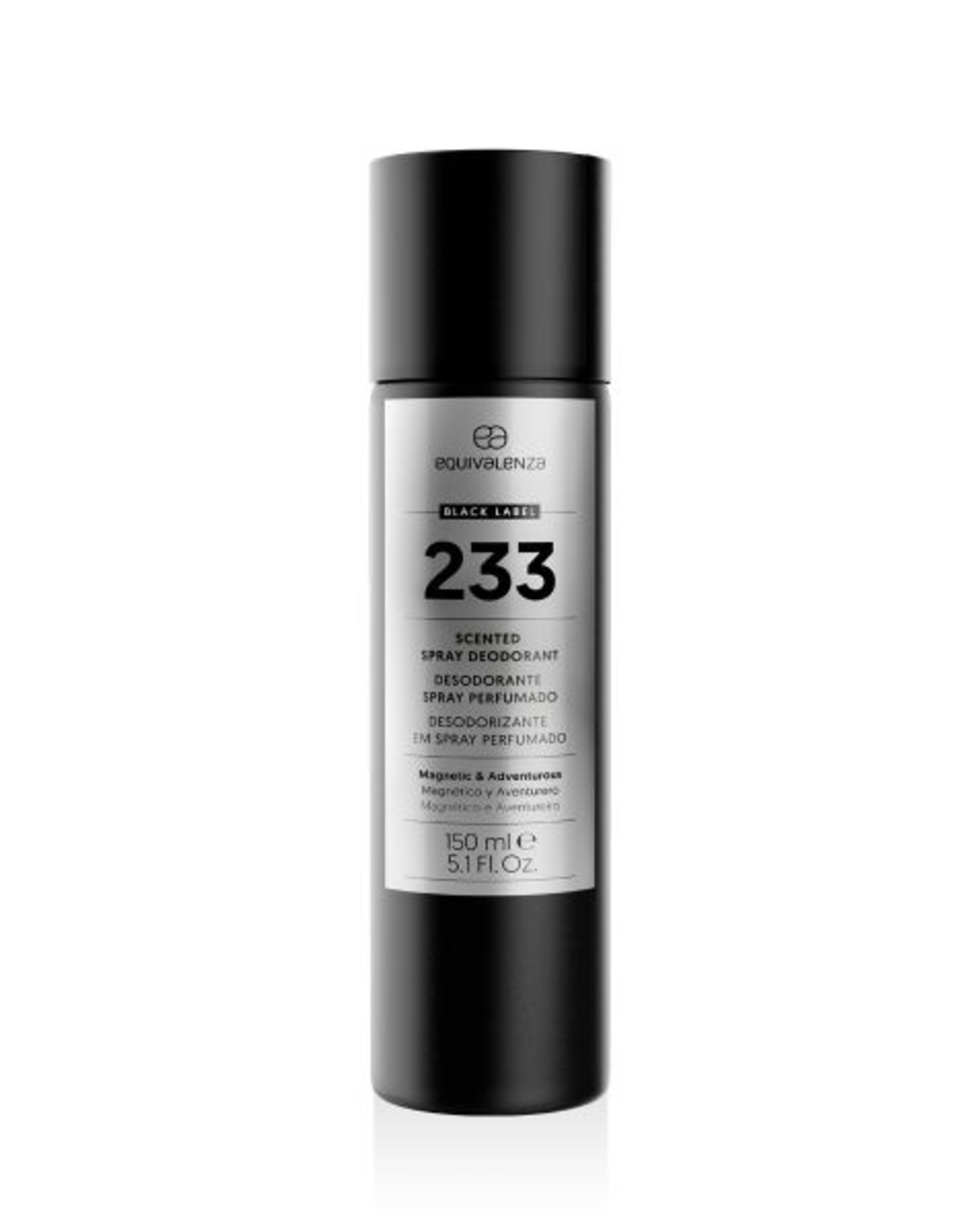 Equivalenza Black Label Deodorant 233
