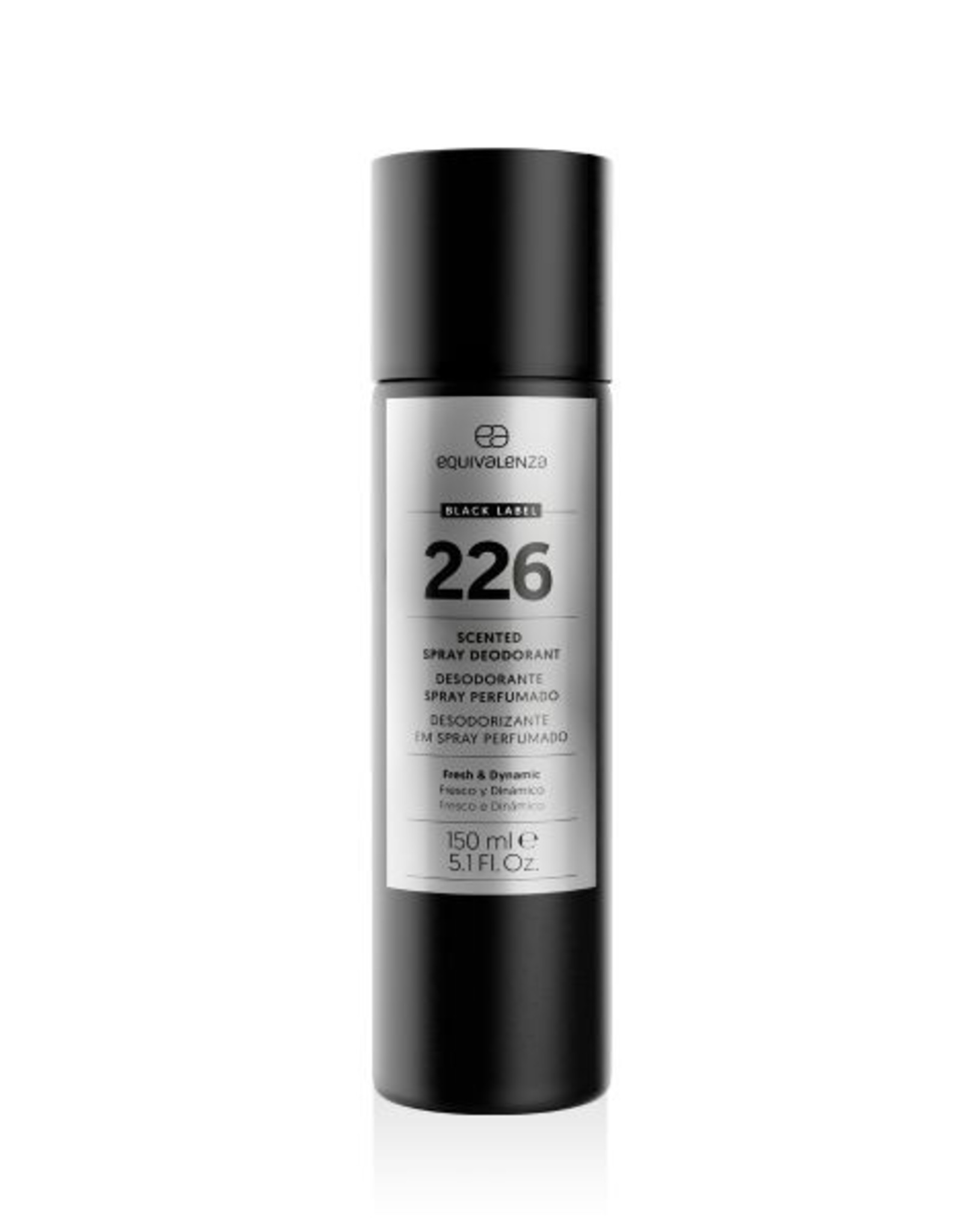 Equivalenza Déodorant Black Label 226