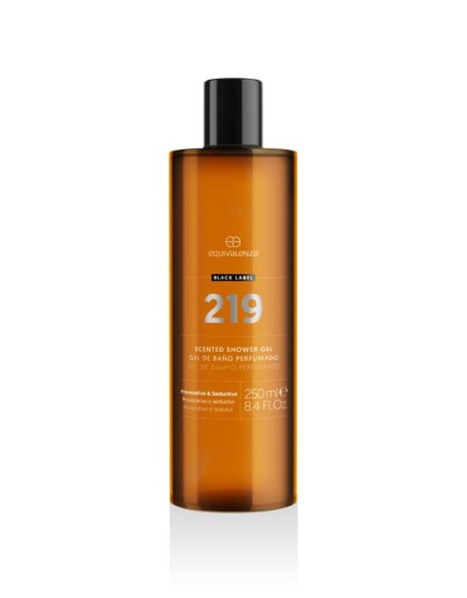 Equivalenza Gel Douche Black Label 219