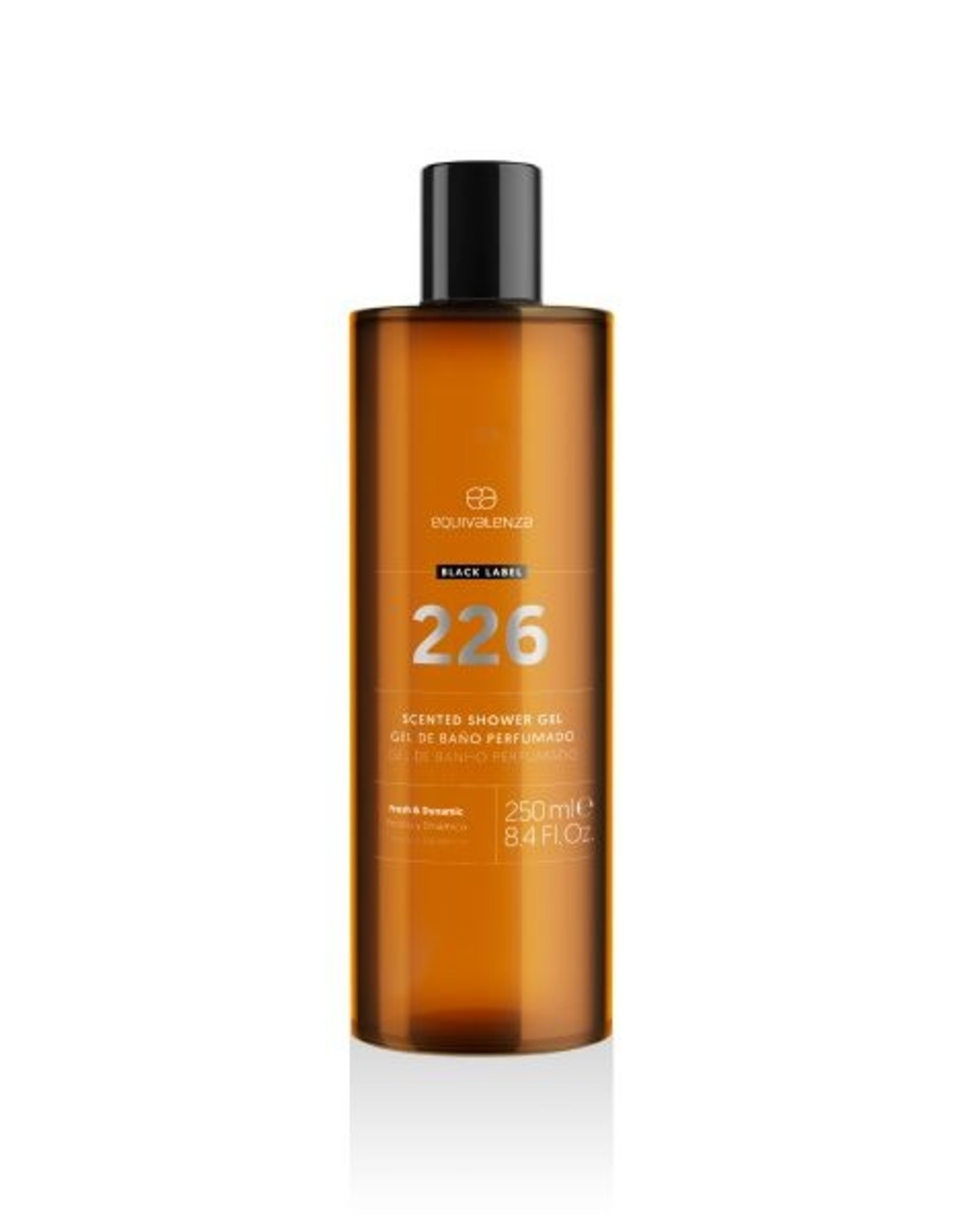 Equivalenza Black Label Shower Gel 226