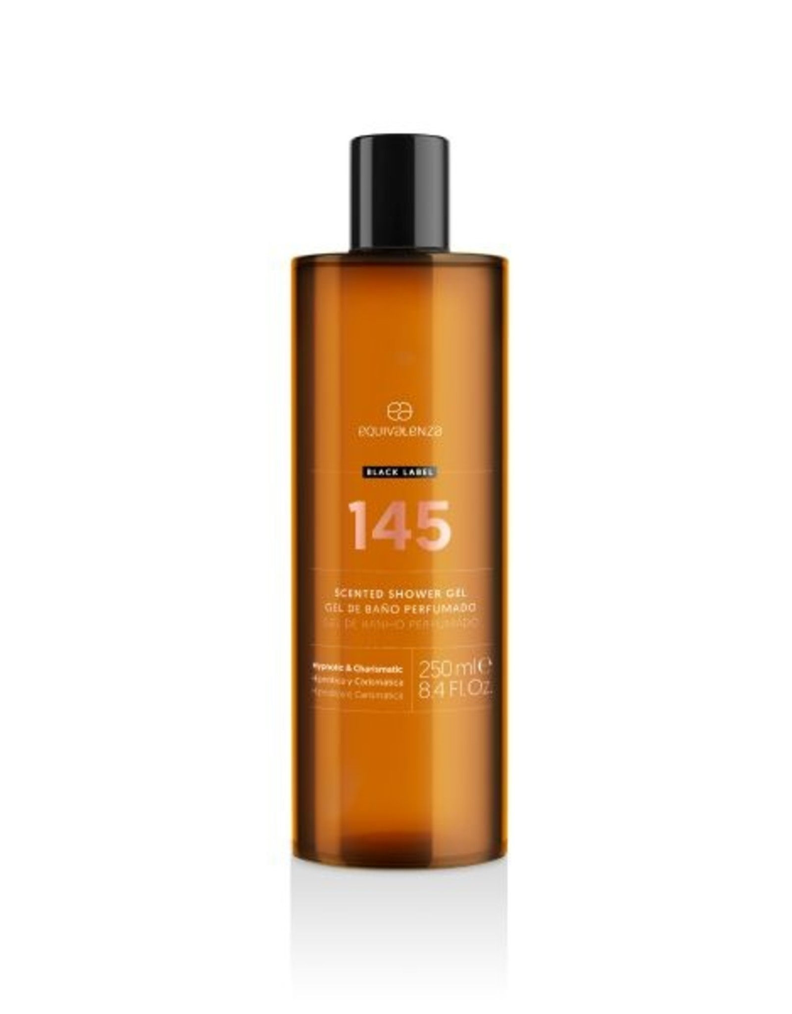 Equivalenza Black Label Shower Gel 145