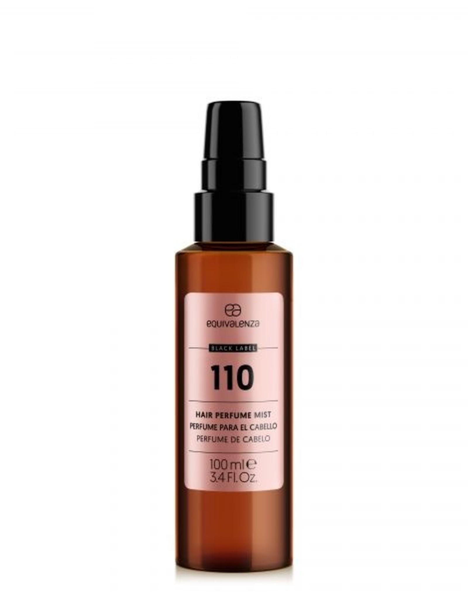 Equivalenza Parfum pour les Cheveux Black Label 110