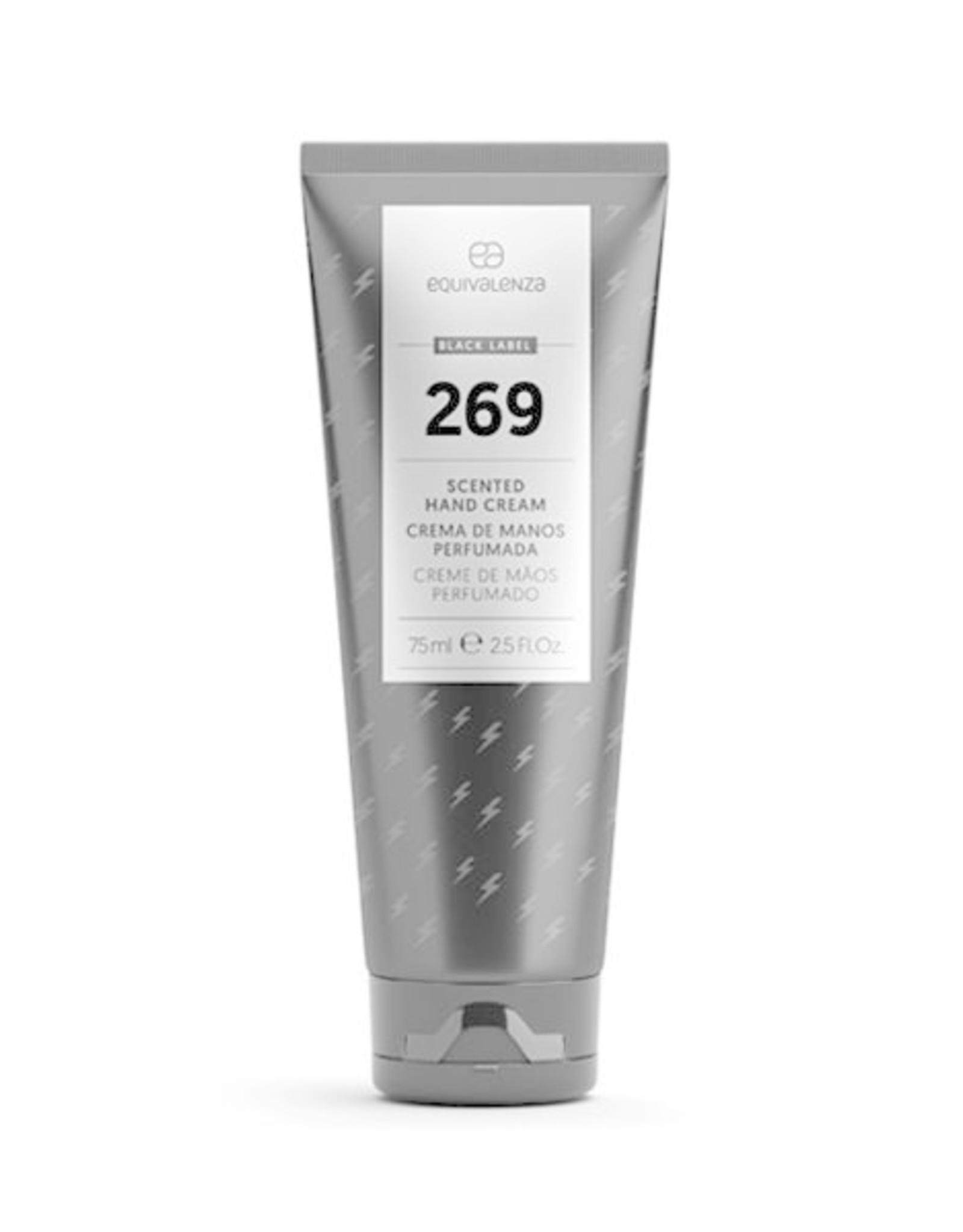 Equivalenza Crème pour les mains Black Label 269