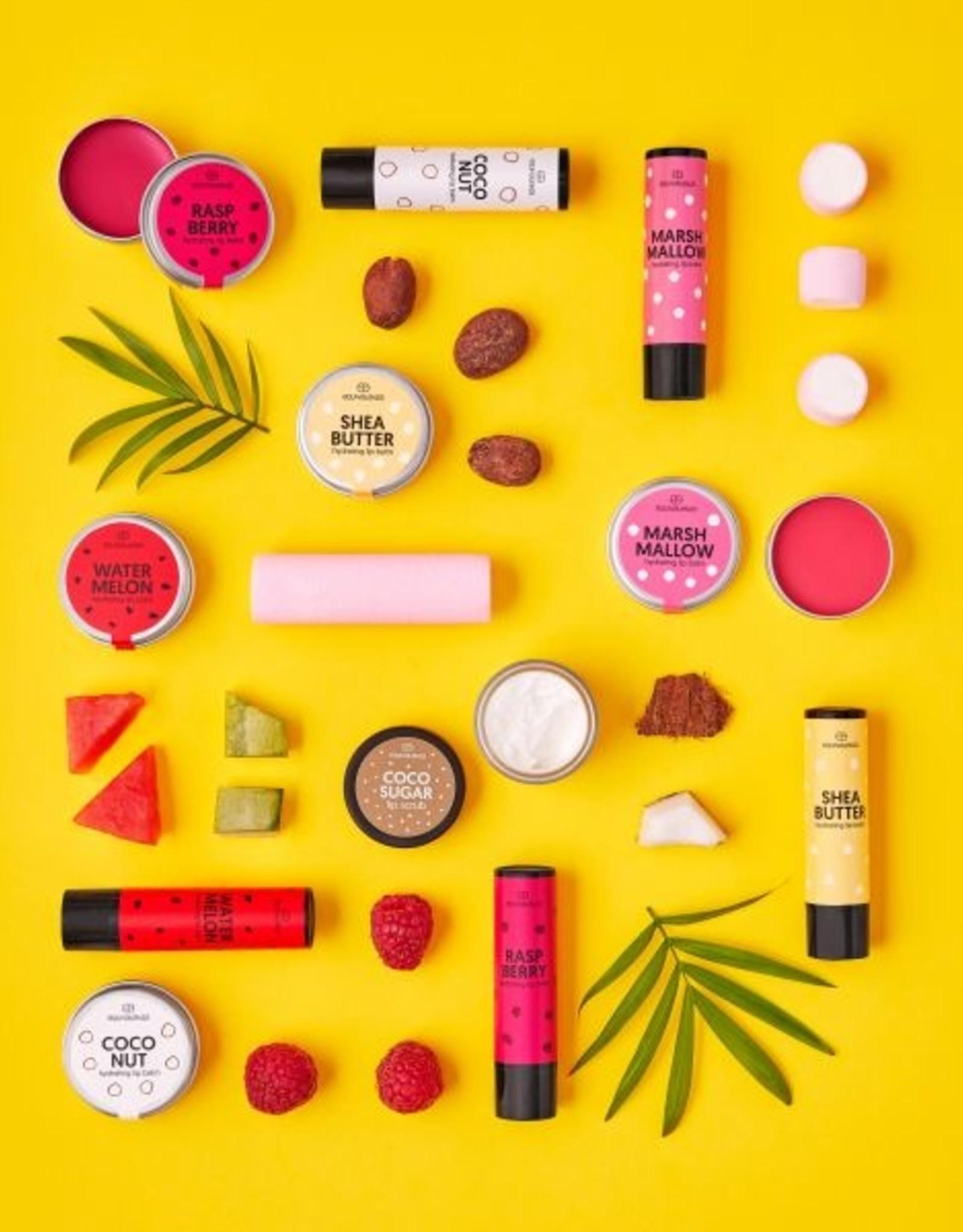Equivalenza Baume à Lèvres en Stick Parfum Chamallow