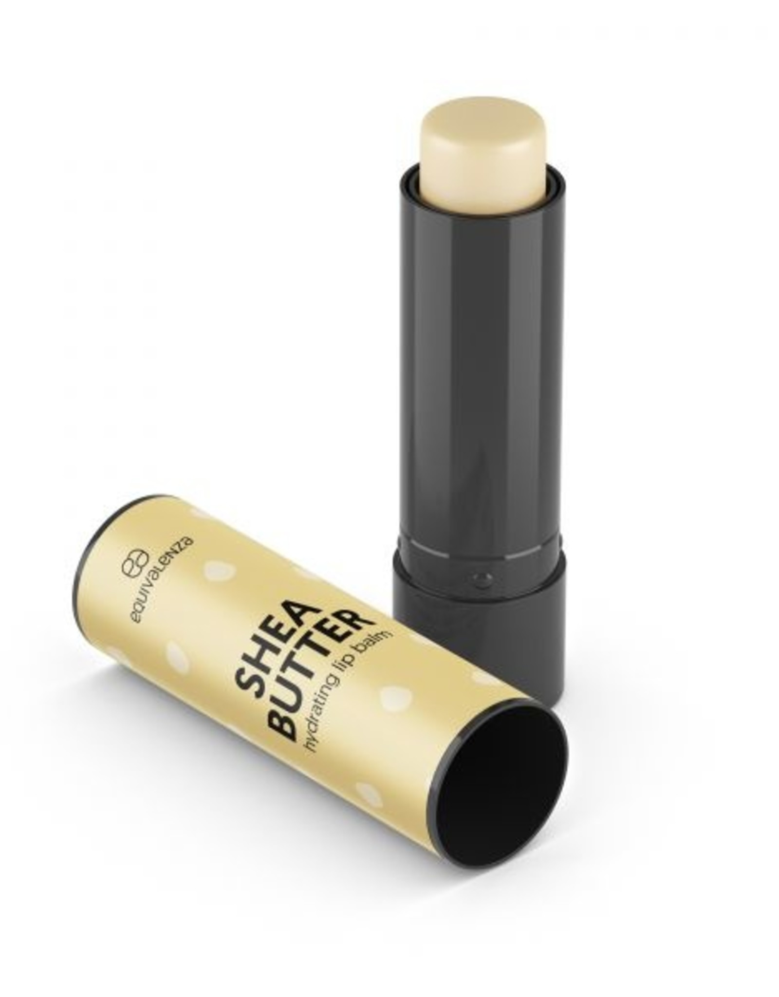 Equivalenza Baume à Lèvres en Stick Parfum Beurre de Karité