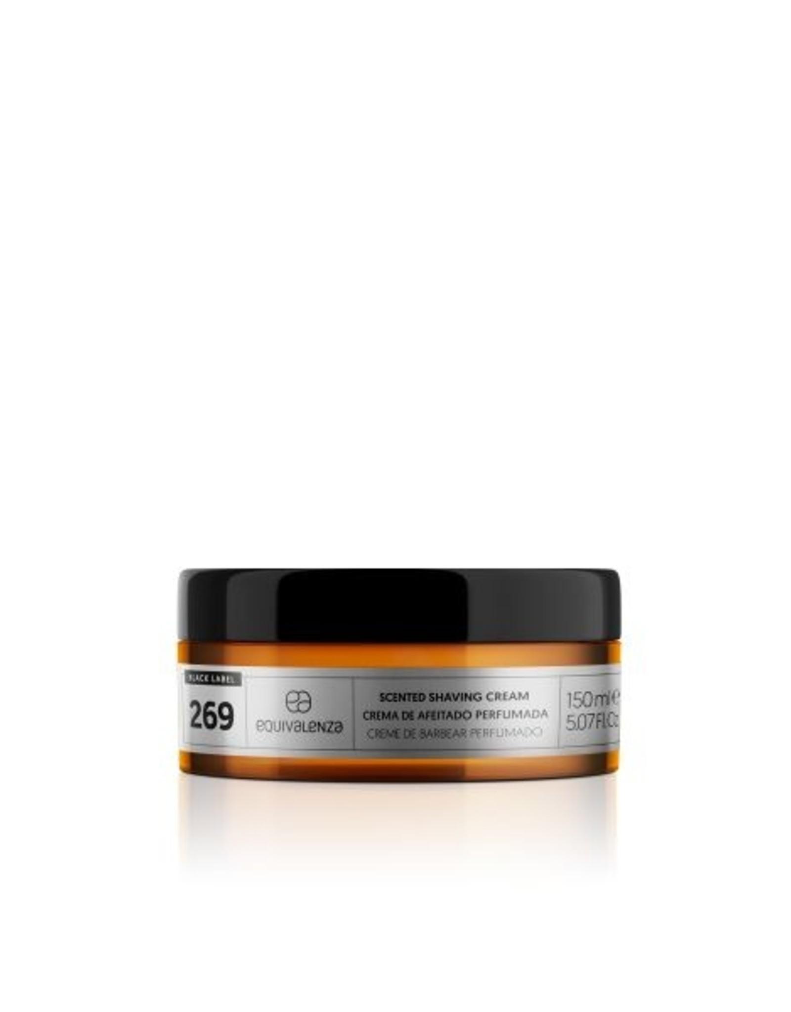 Equivalenza Crème à Raser Black Label 269