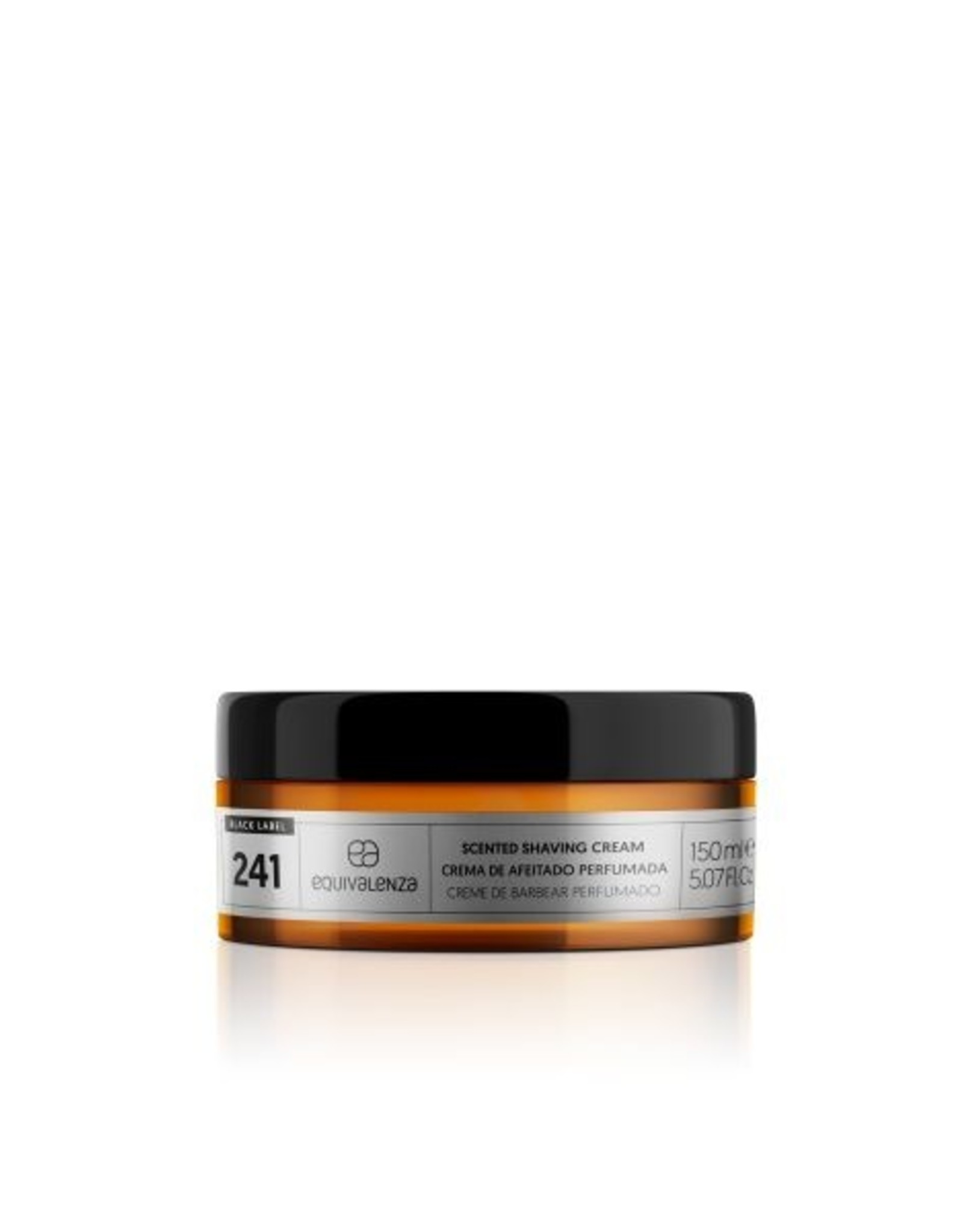 Equivalenza Black Label Shaving Cream 241