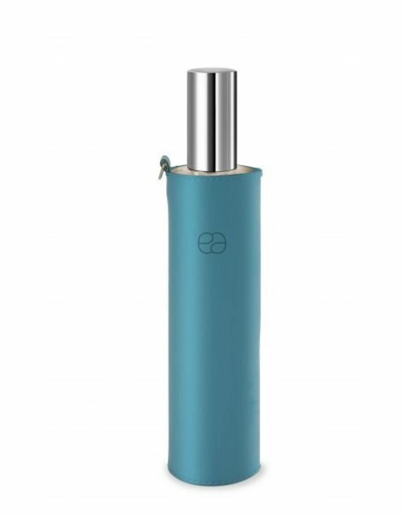 Equivalenza  Blue Decorative Sleeve for Bottle