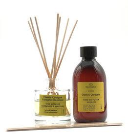 Equivalenza BUNDLE - Mikado & Refill - Classic Cologne (lemon and mandarin)