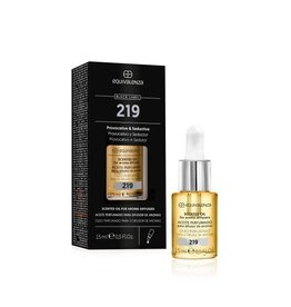 Equivalenza Huile Parfumée Hydrosoluble – Black Label nº 219