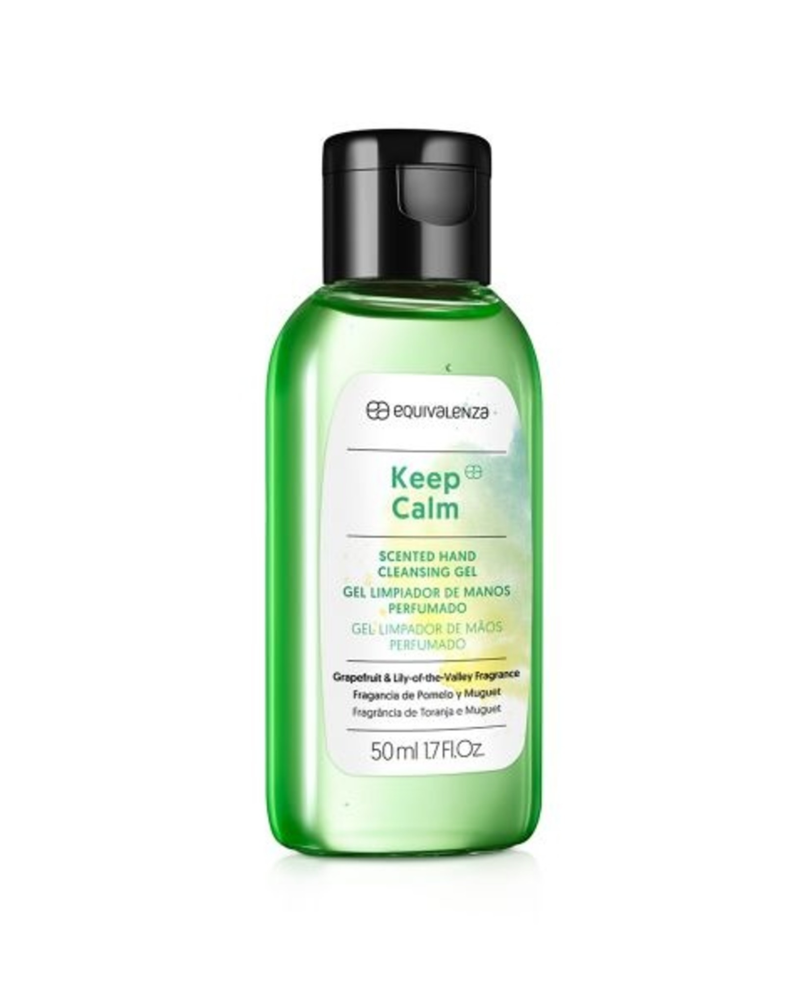 Equivalenza Scented Hand Cleasing Gel - Keep Calm