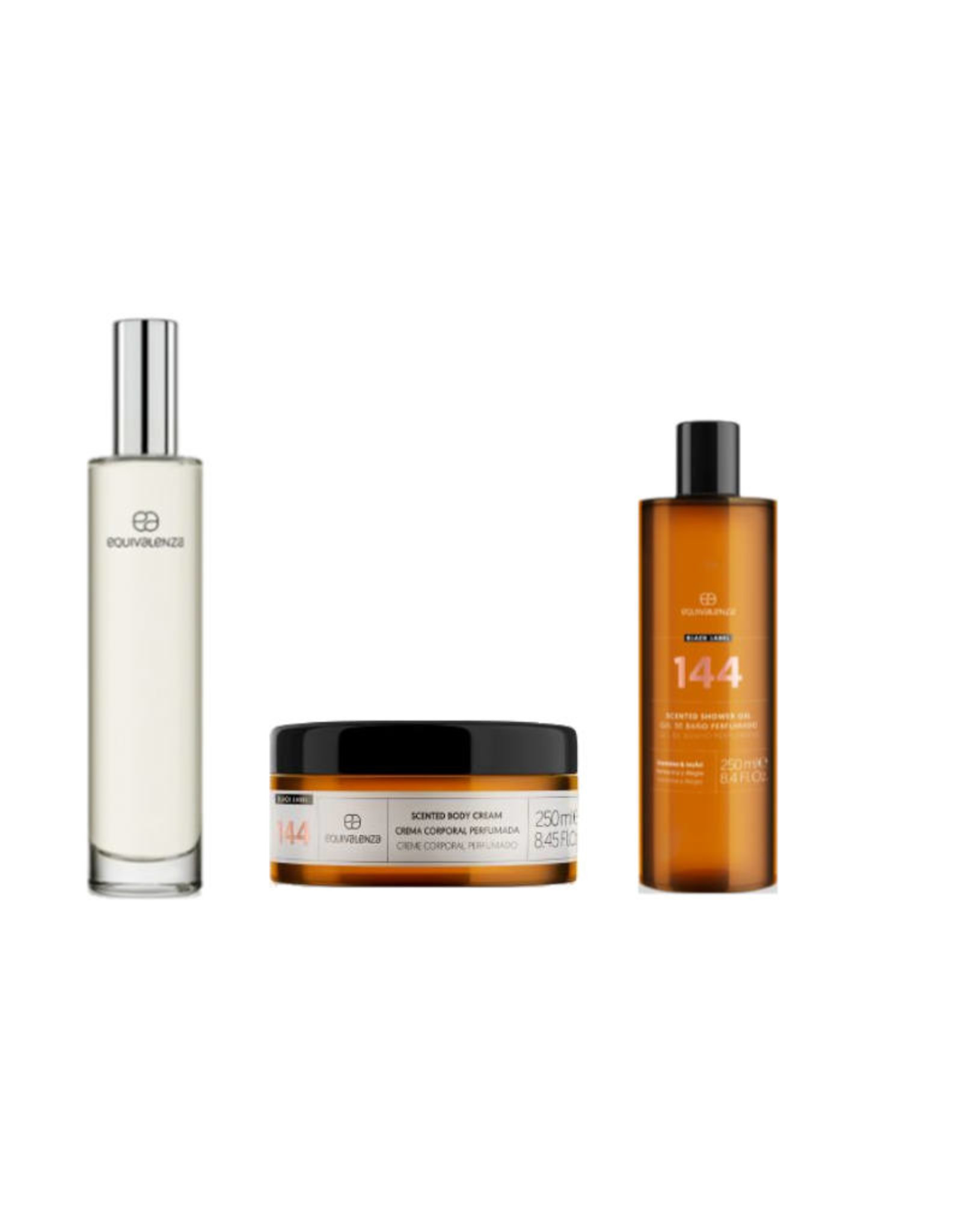 Equivalenza BUNDLE - Perfume - Shower Gel - Body Cream -144