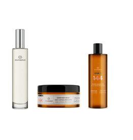 Equivalenza PACK - Parfum - Gel Douche - Crème Corporelle -144