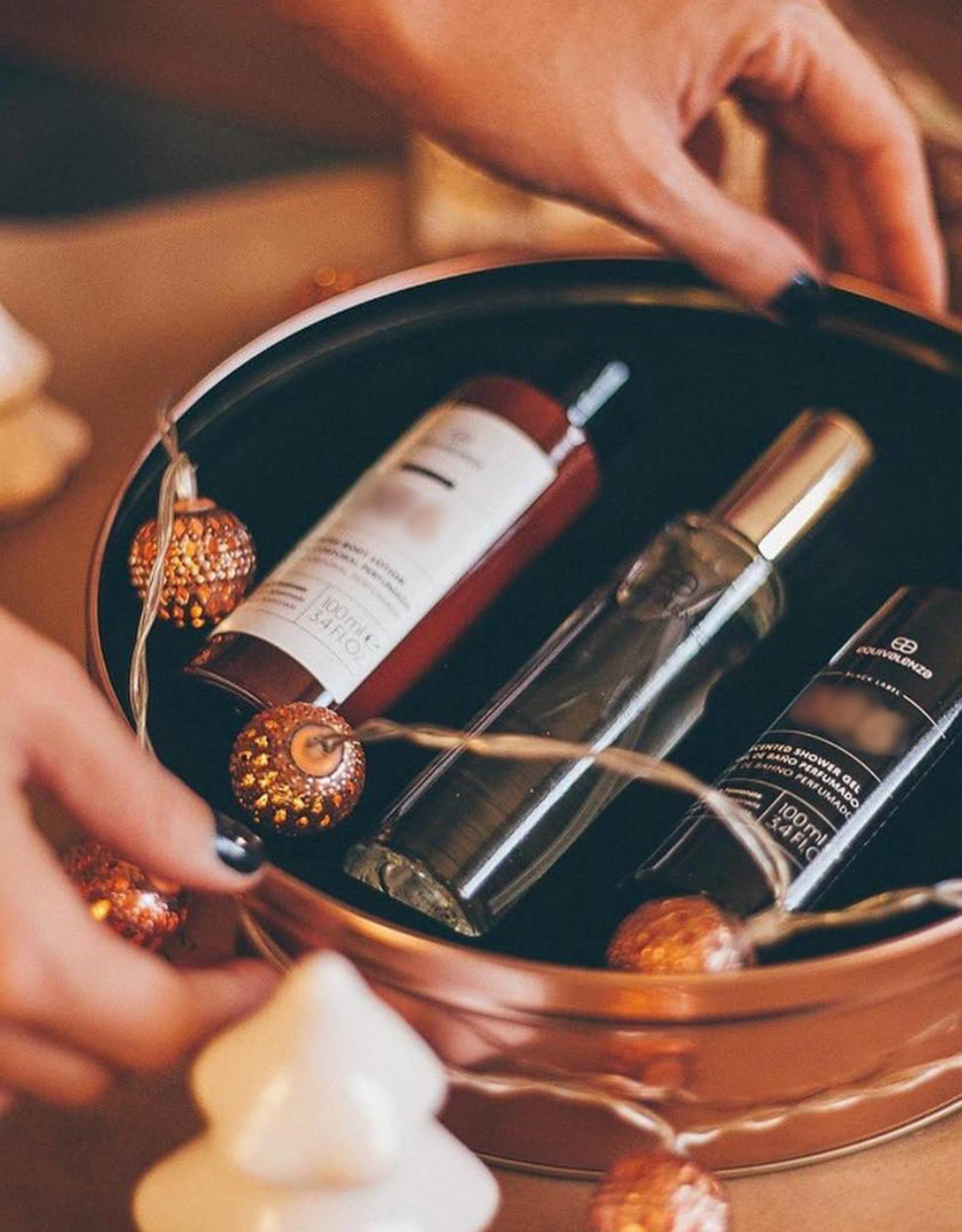 Equivalenza Coffret Cadeau - Parfum - Gel Douche - Lotion Corporelle -145