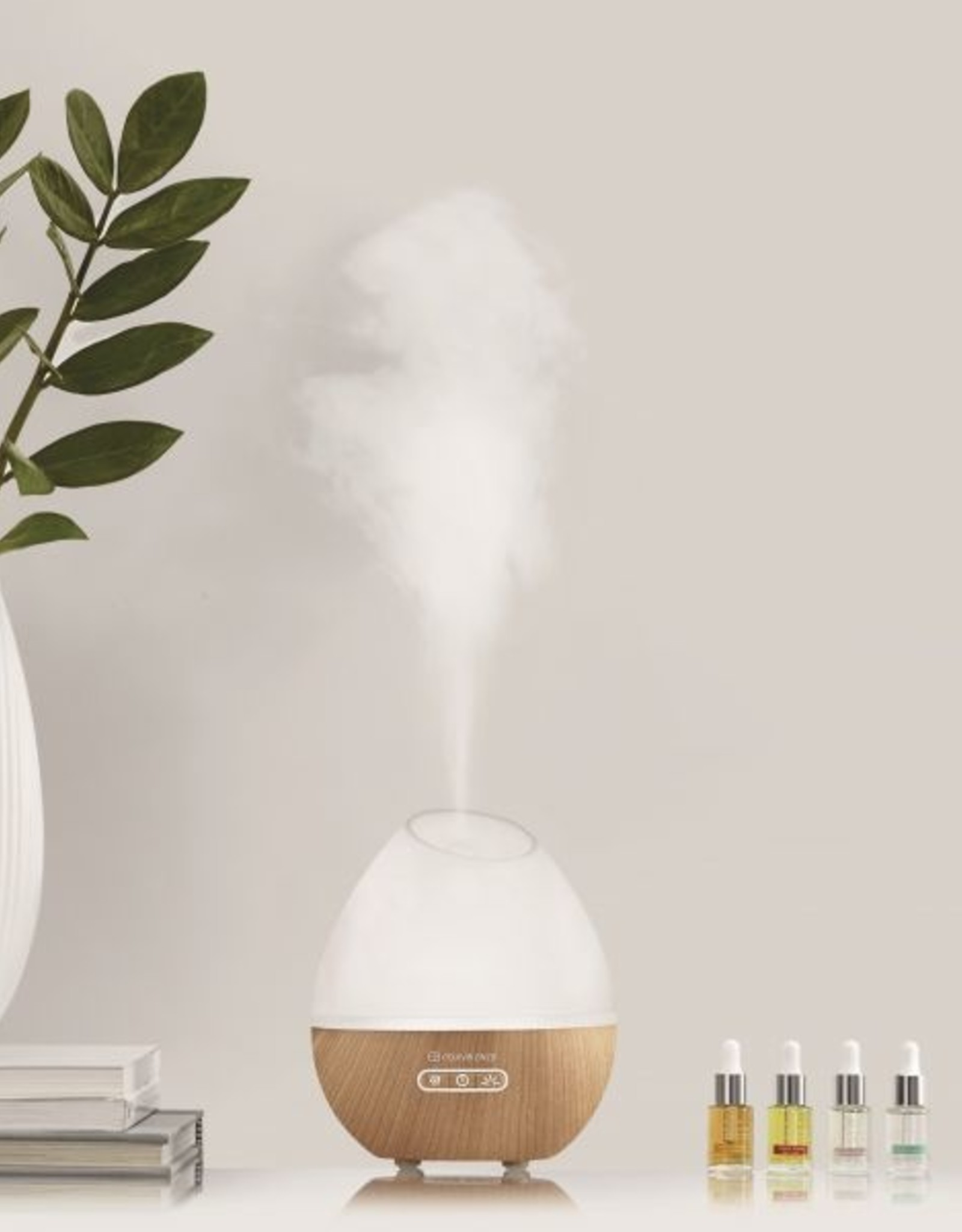 Equivalenza BUNDLE - DROP – Ultrasonic Aromatic Diffuser & Essential Oil