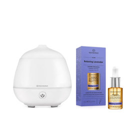 Equivalenza BUNDLE - DROP XS – Small Ultrasonic Aromatic Diffuser & Essential Oil