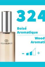 Equivalenza Eau de Parfum Boisé Aromatique 324