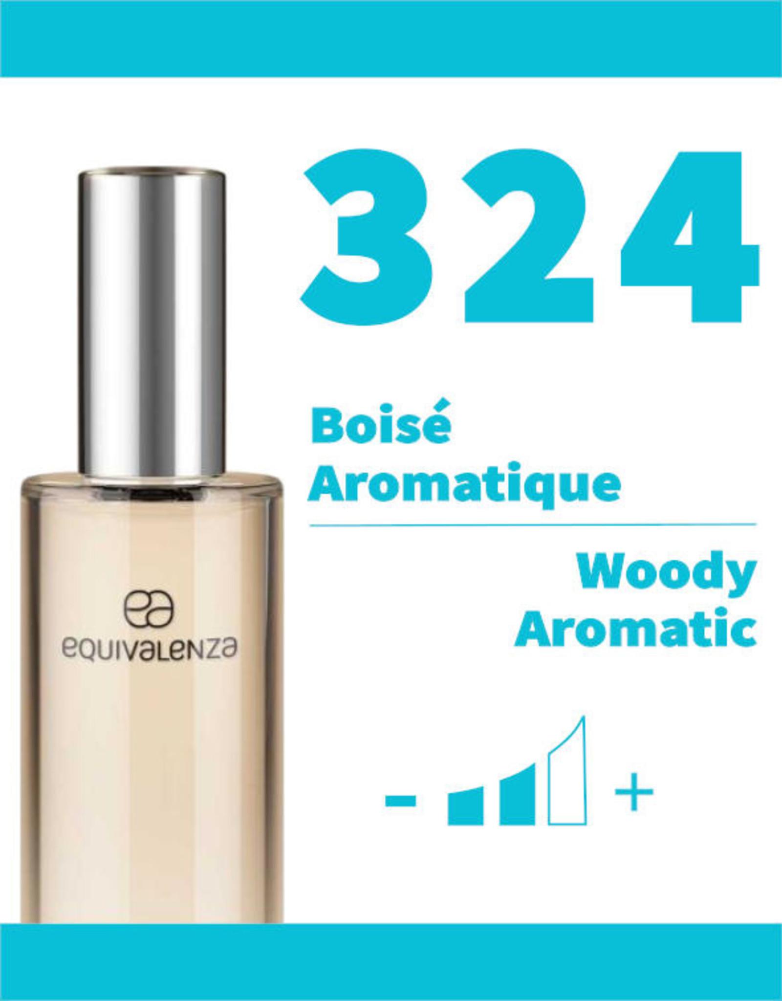 Equivalenza Eau de Parfum Woody Aromatic 324