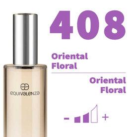 Equivalenza Eau de Parfum Oriental Floral 408