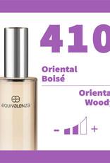 Equivalenza Eau de Parfum Oriental Wood 410