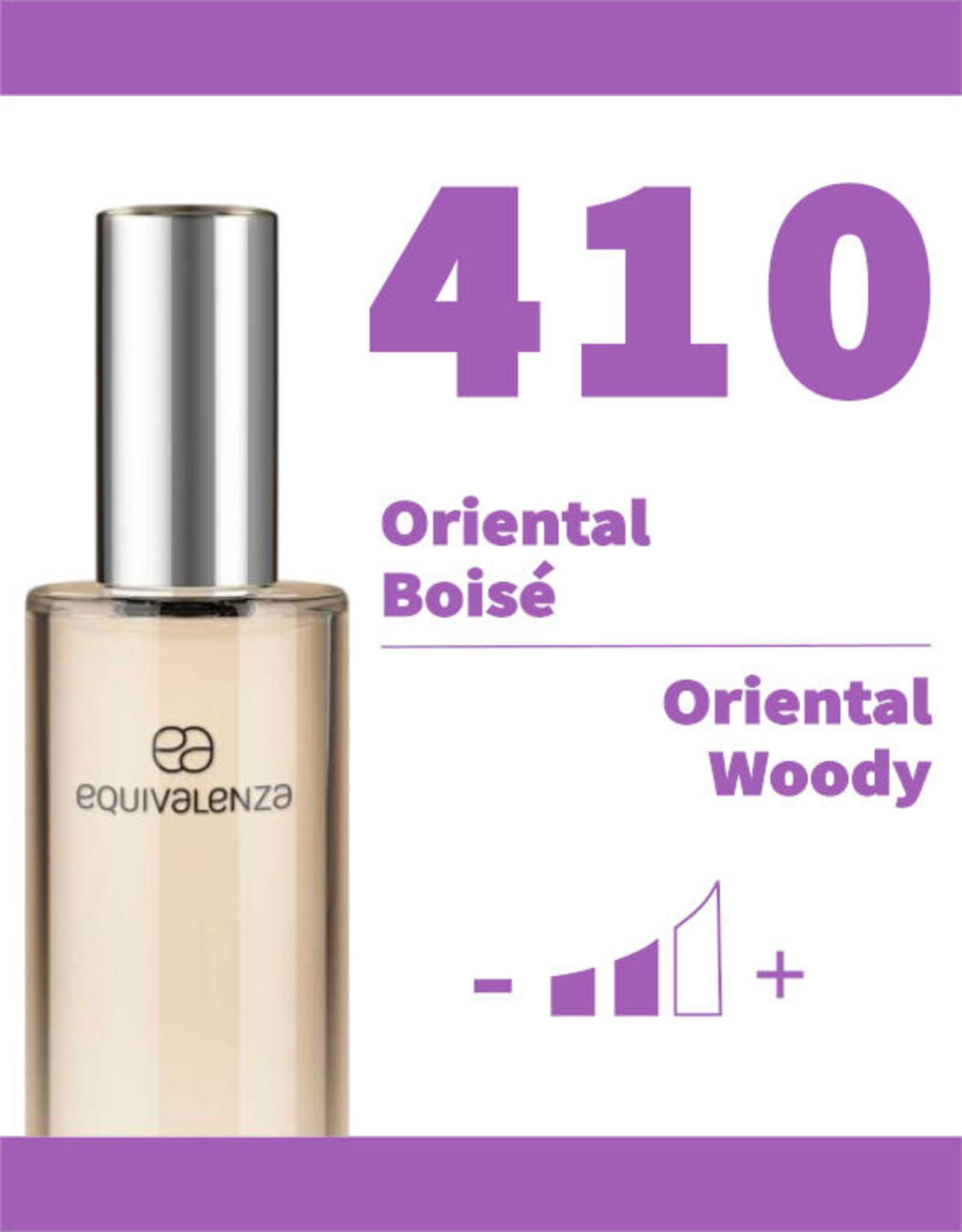 Equivalenza Eau de Parfum Oriental Boisé 410