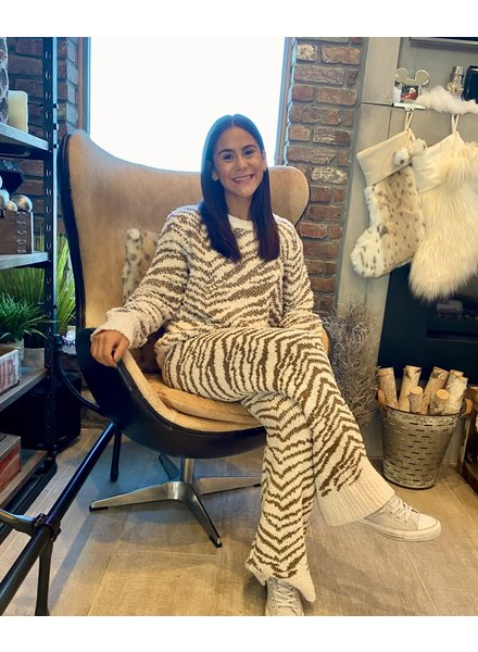 Pol Zebra Lounge Pants