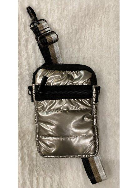 Haute Shore Casey Noble Puffer Cell Phone Bag