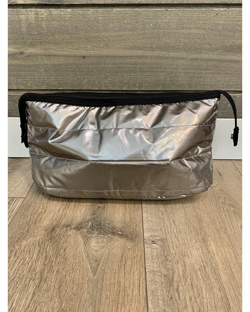Haute Shore Kyle Noble Platinum Toiletry Bag