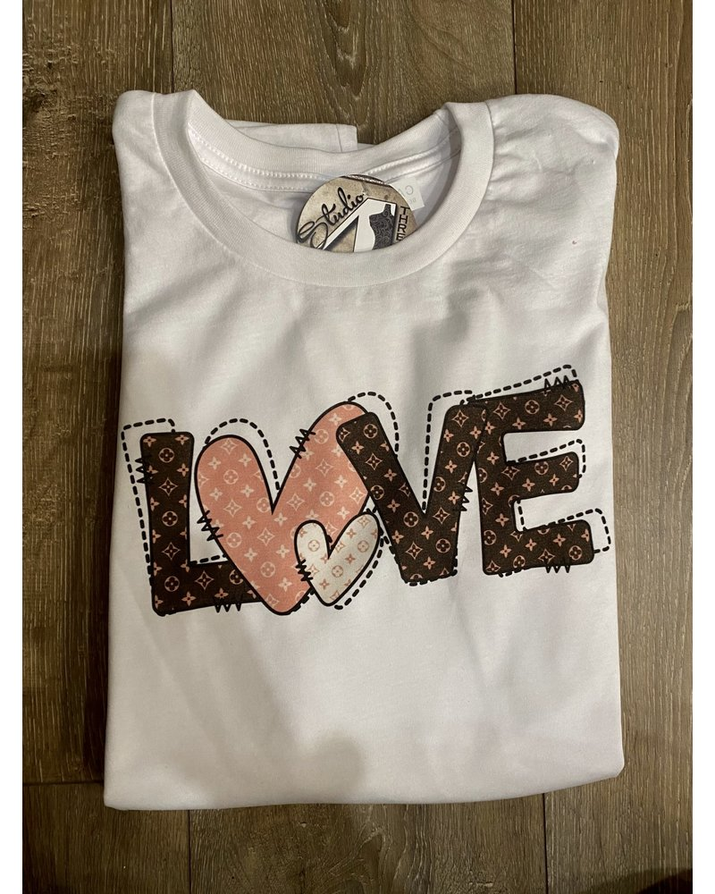 Designer Love T-Shirt