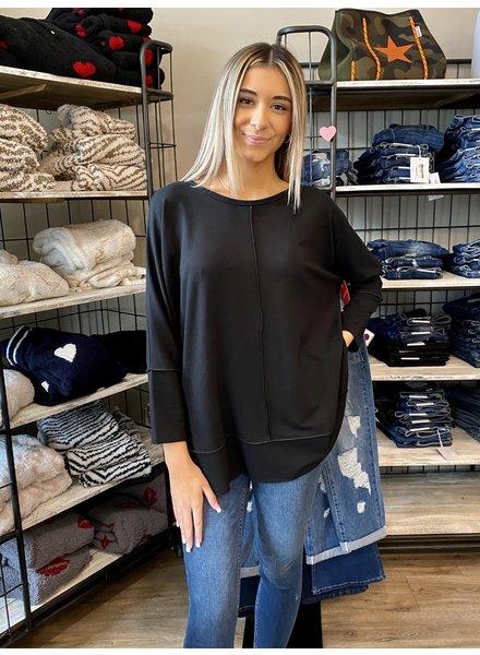 Spanx P.L.T Dolman Sweatshirt