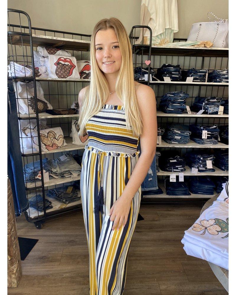 Hem & Thread The Sunflower Jumpsuit