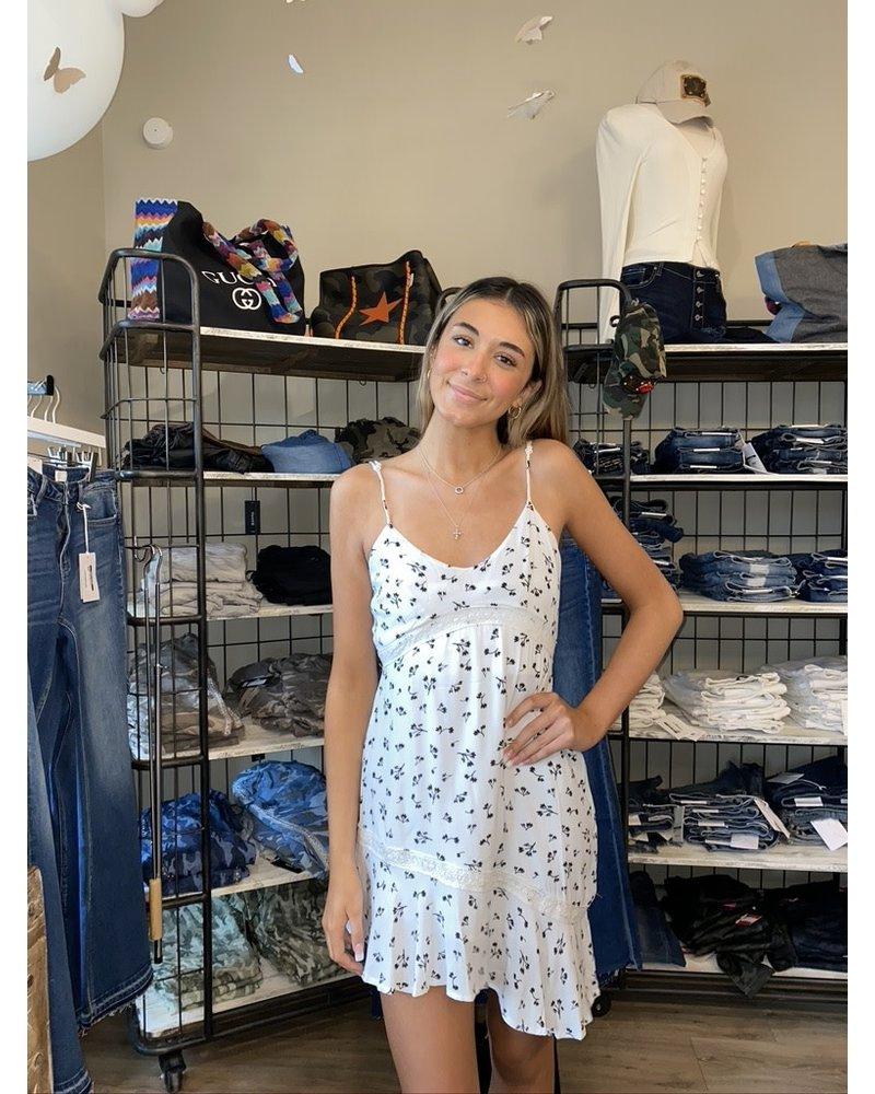 Olivaceous The Allison Dress