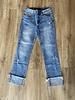 Risen Clam Digger Jeans