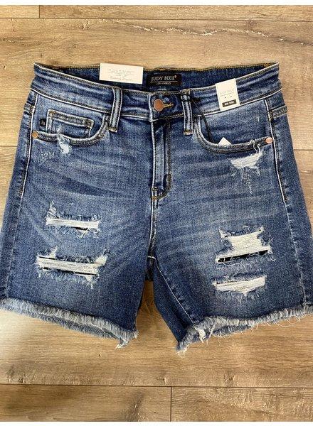 Judy Blue Bayside Denim Shorts