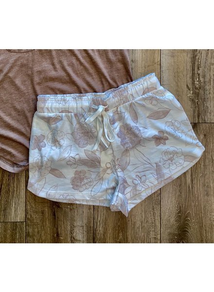 Z Supply Pixie Floral Shorts
