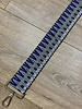 Ahdorned Embroidered Straps