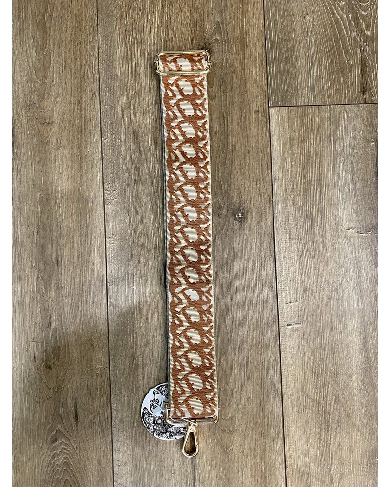 Ahdorned Abstract Straps