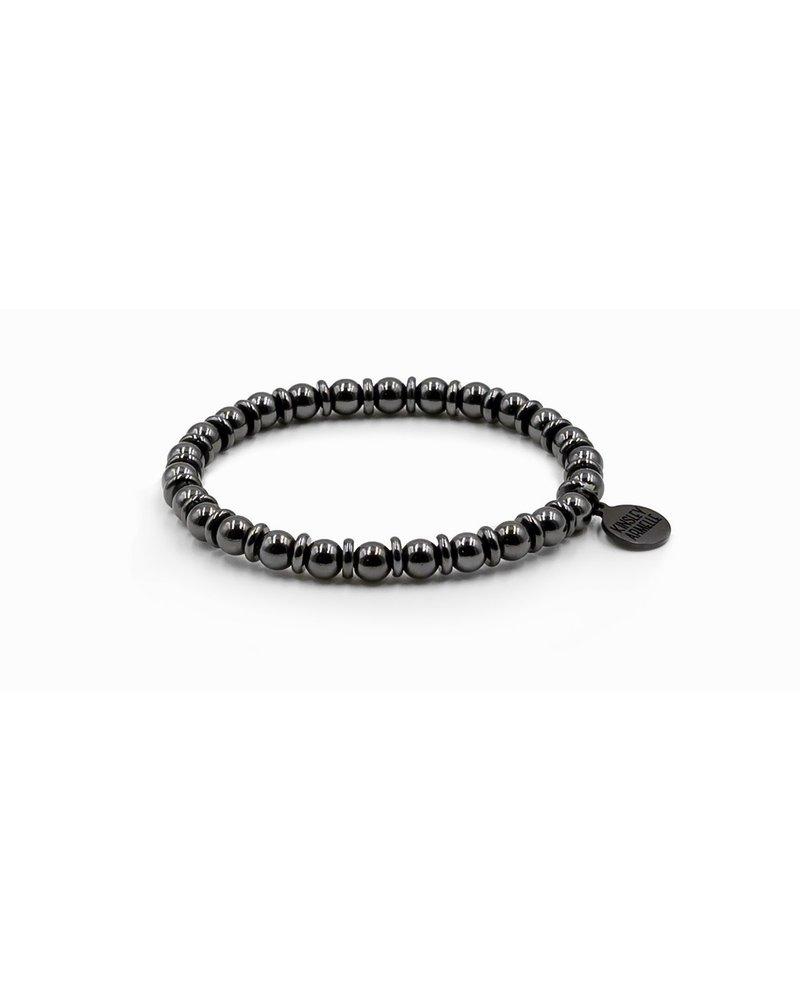 Kinsley Armelle Black Belle Bracelet