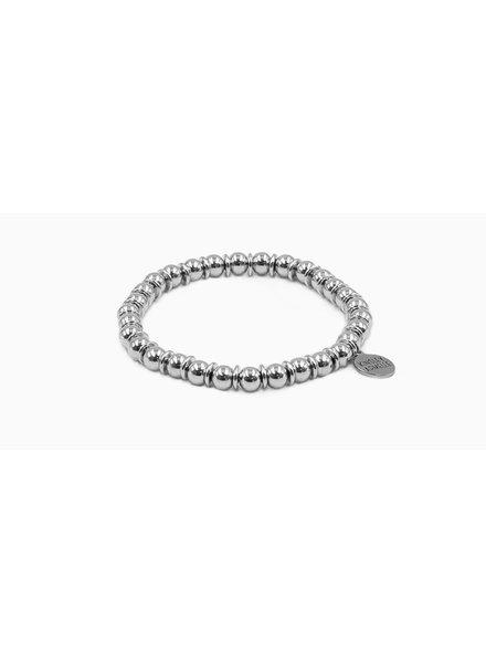 Kinsley Armelle Silver Belle Bracelet
