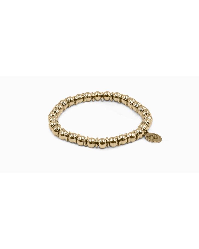 Kinsley Armelle Gold Belle Bracelet