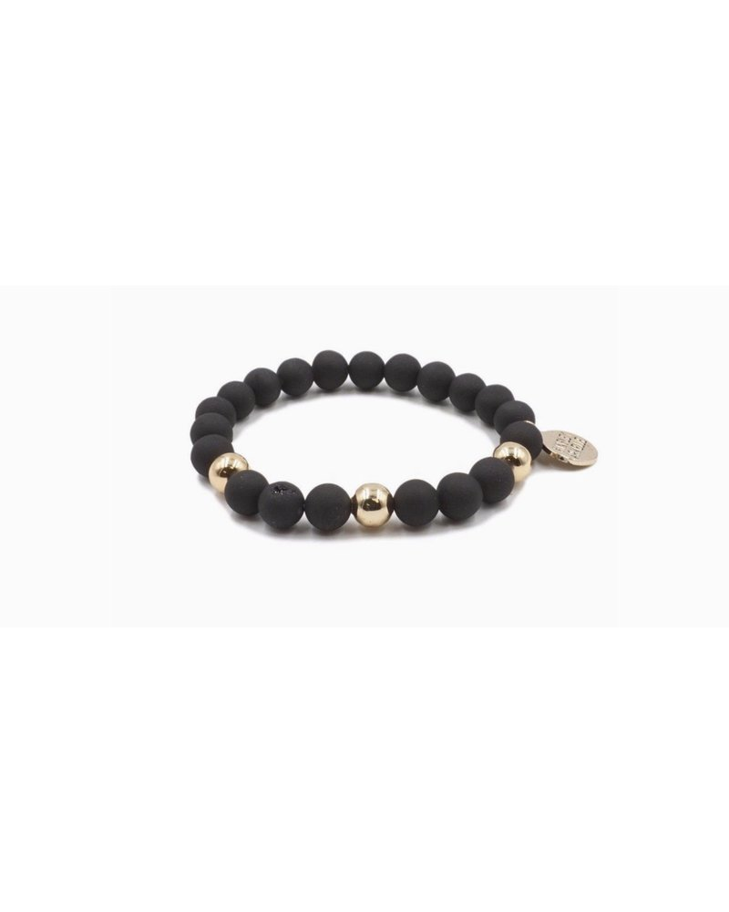 Kinsley Armelle Geode Sphinx Bracelet