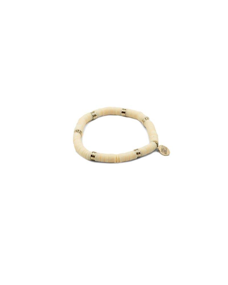 Kinsley Armelle Lana Papaya Bracelet