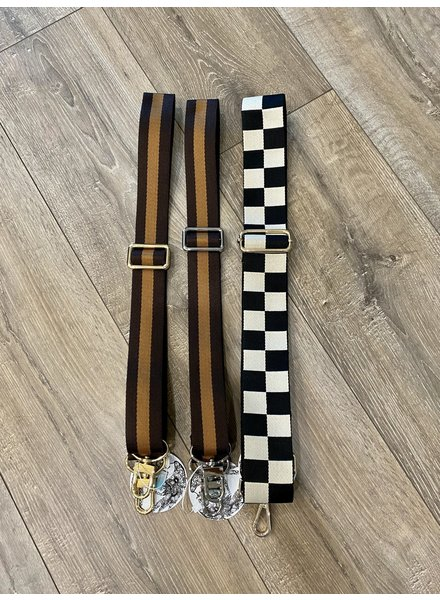 Ahdorned The L Stripe Straps