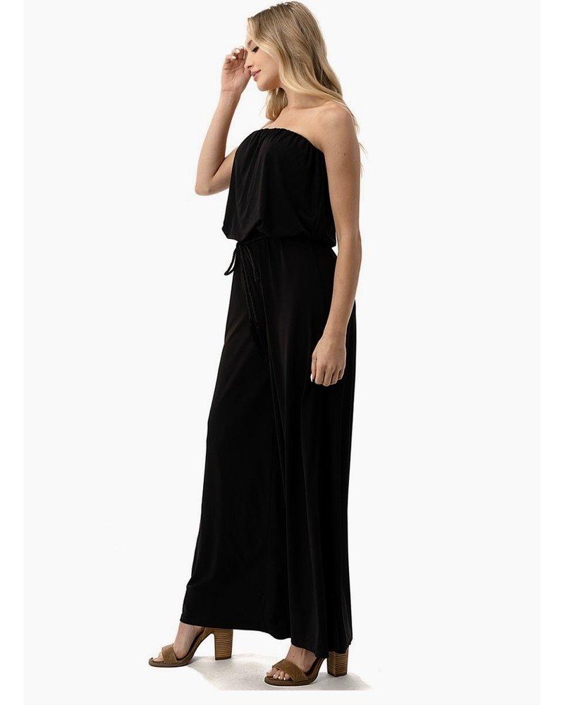 Ariella Little Black Jumpsuit