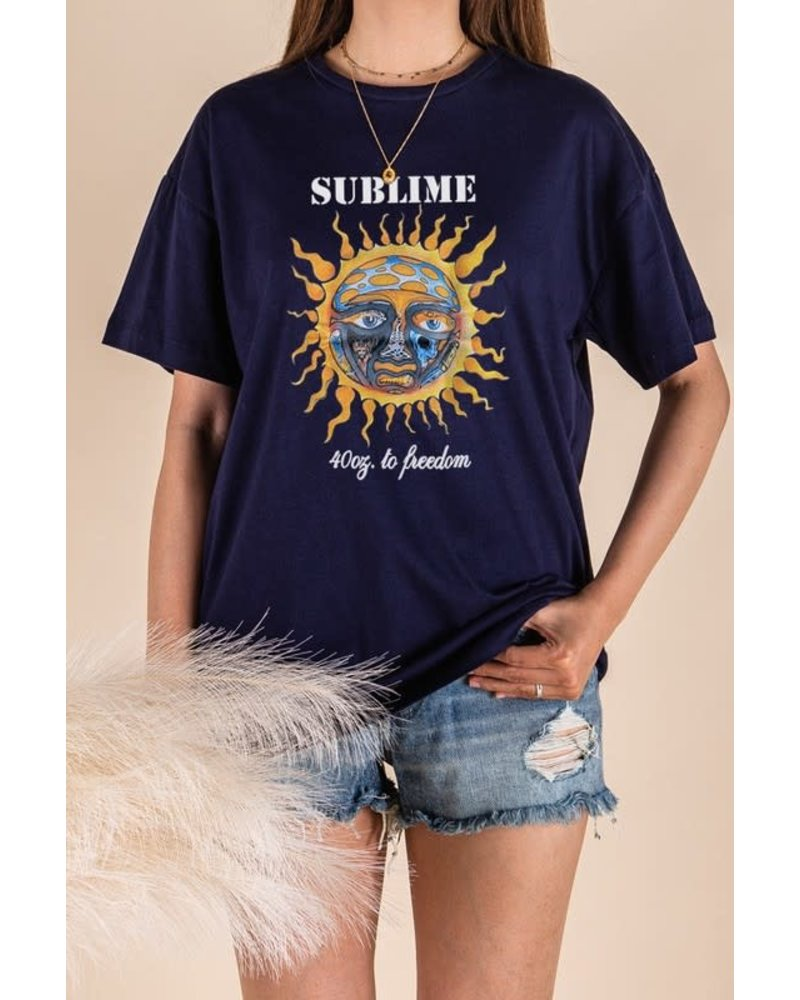 12pm By Mon Ami The Sublime Tee