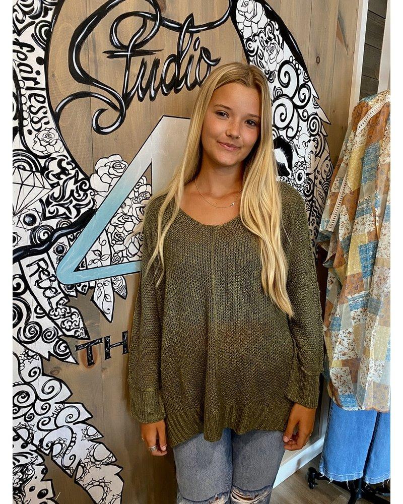 La Miel Claudia Sweaters