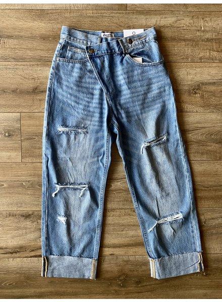 Insane gene The Adrianna Jeans