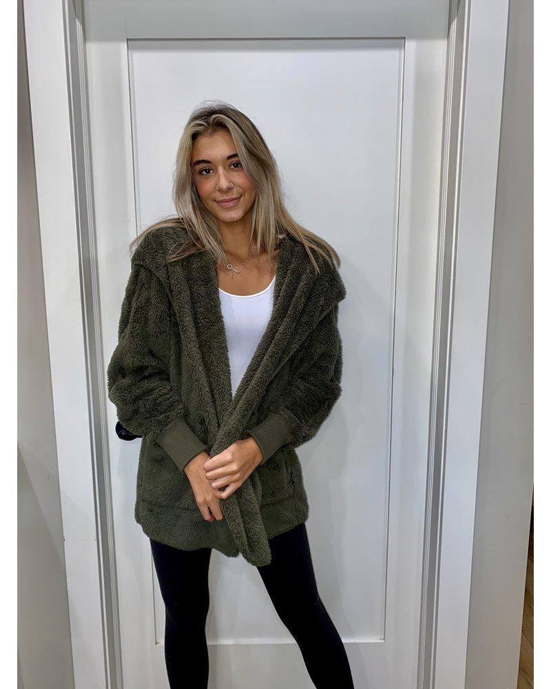 Hem & Thread Cozy Bear Coats