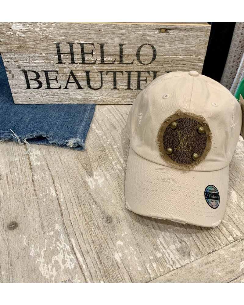 Studio4Threads L- Designer Stud Hat